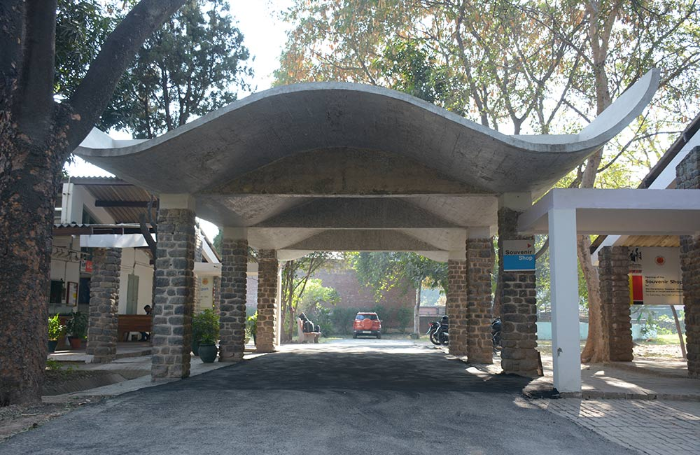Le Corbusier Centre, Chandigarh