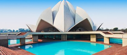 Lotus Temple: A Spectacular Place of Worship