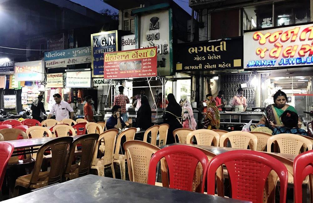 Manek Chowk, Ahmedabad