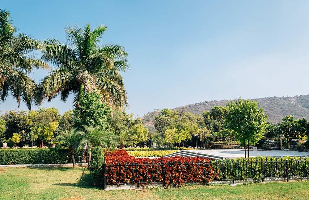 Manik Lal Verma Park, Udaipur
