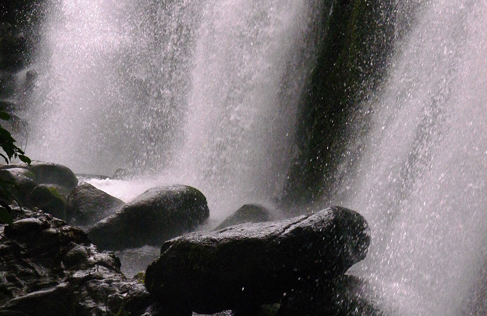 Marottichal Waterfalls,Thrissur