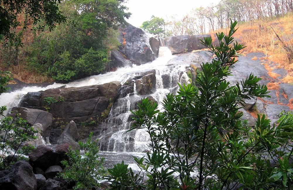 Meenmutty Falls, Kerala