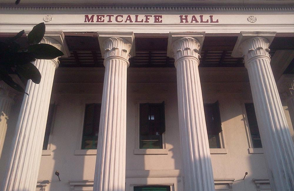 Metcalfe Hall, Kolkata