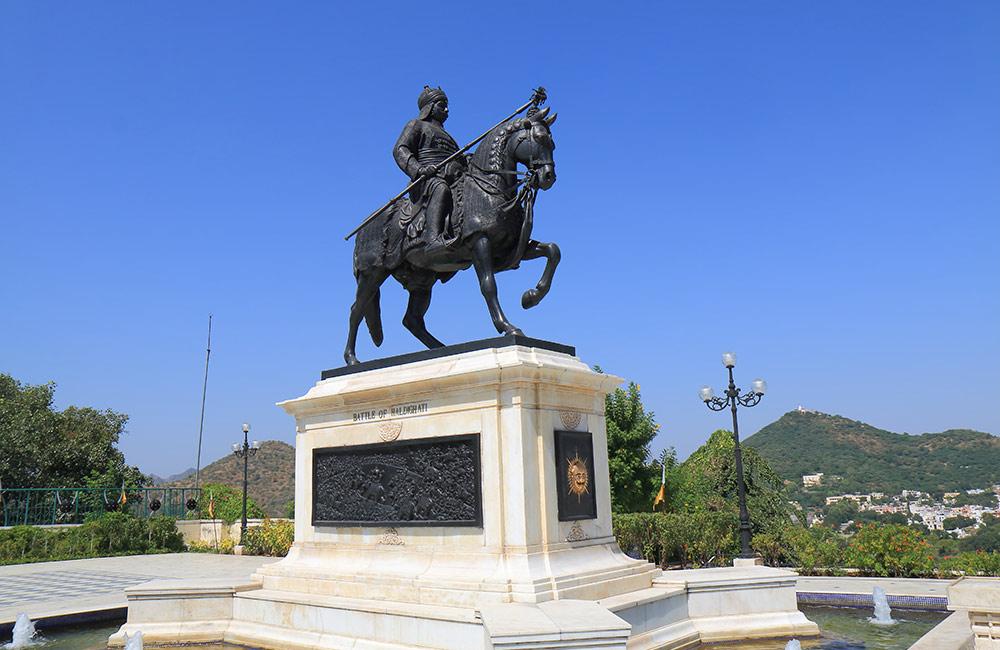 Moti Magri, Udaipur