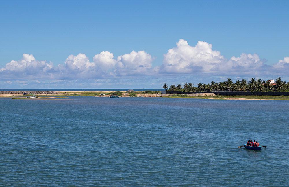 Muttukadu Lake