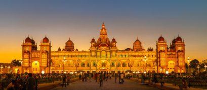 Mysore Palace: A Royal Edifice Where History and Opulence Meet