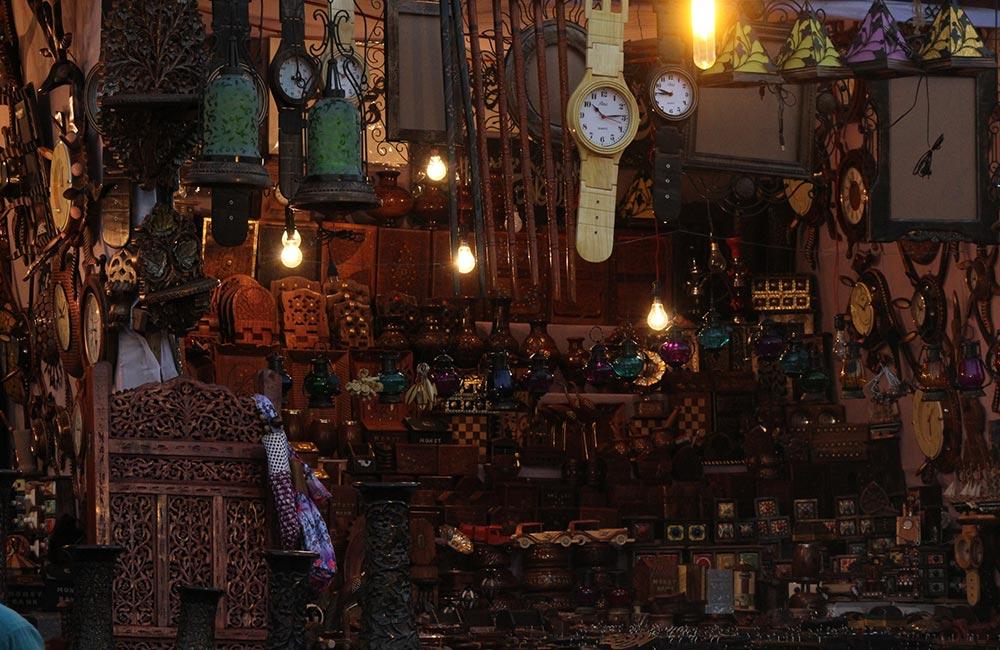 Nampally Market, Hyderabad