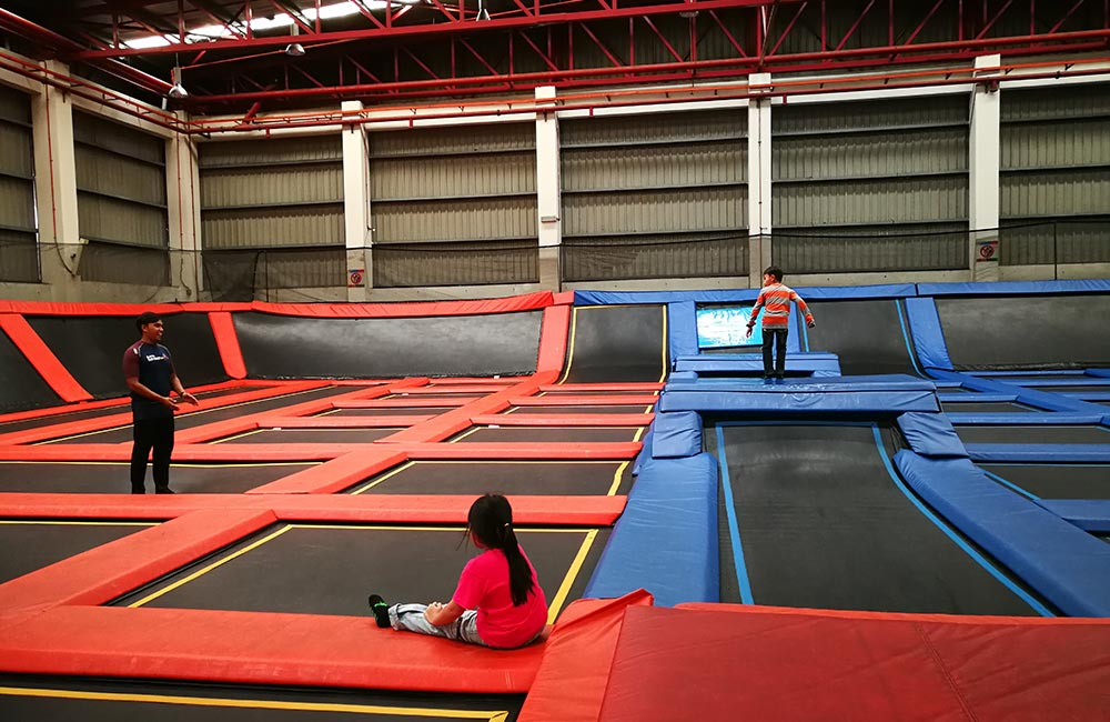 Oh! Max Indoor Wonderland, Noida