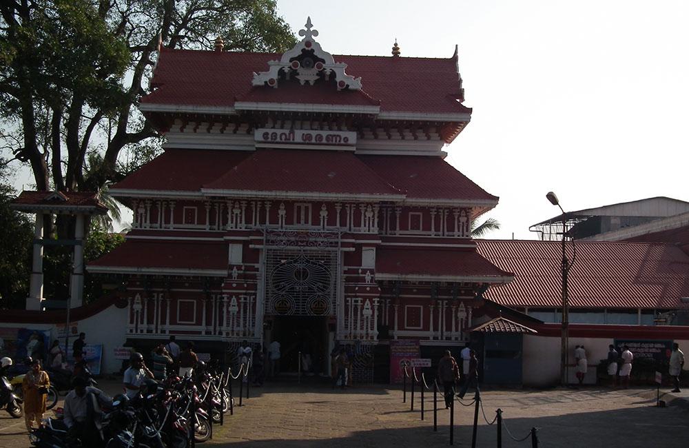 Paramekavu Bhagvathy Temple,Thrissur