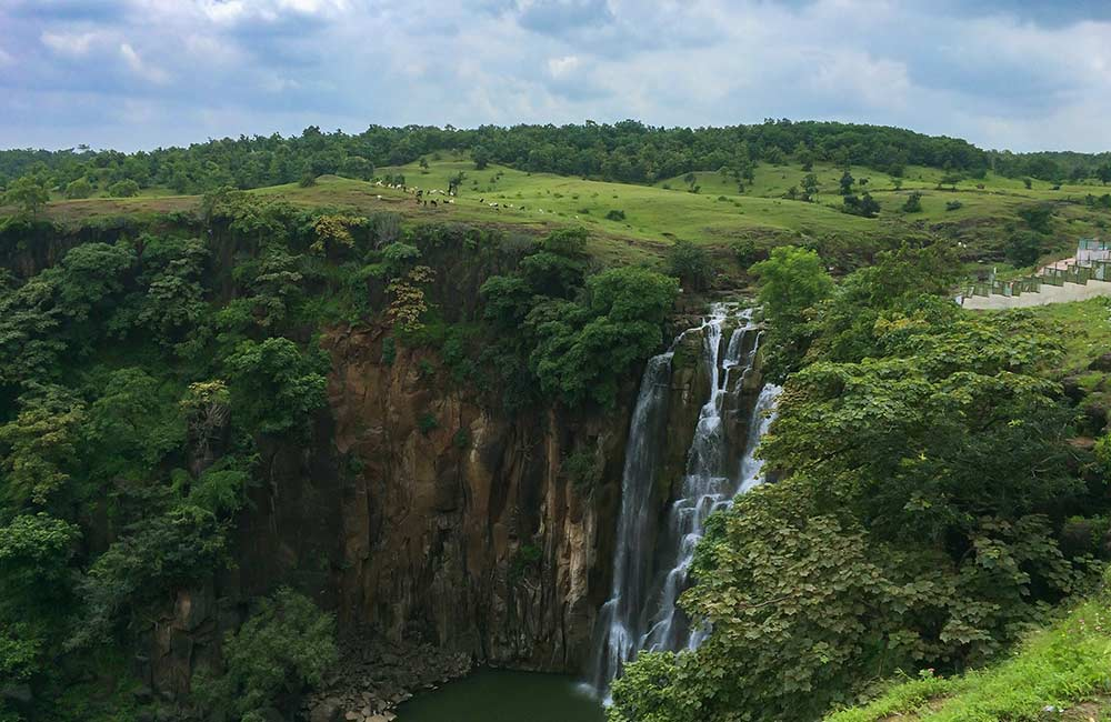 Patalpani Waterfall