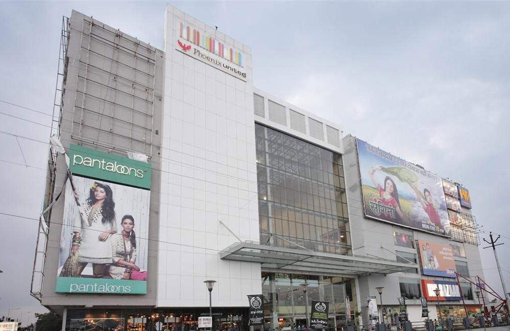 Phoenix United Mall, Lucknow