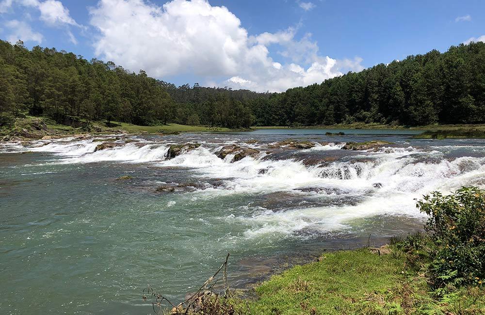 Pykara Lake and Falls, Ooty