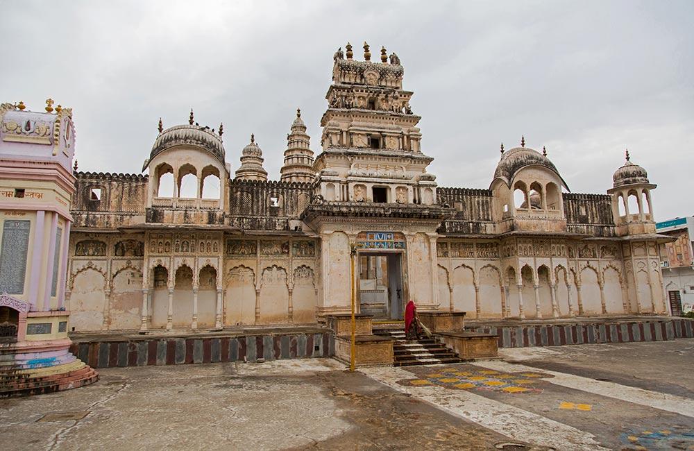 Rangji Temple, Pushkar