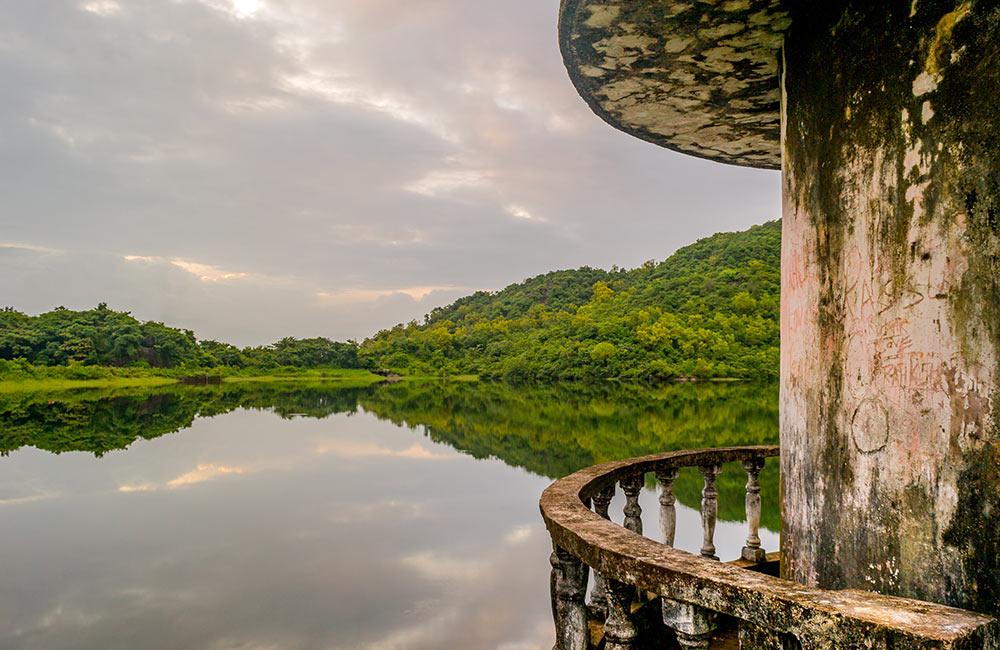 Sarzora Lake, Goa