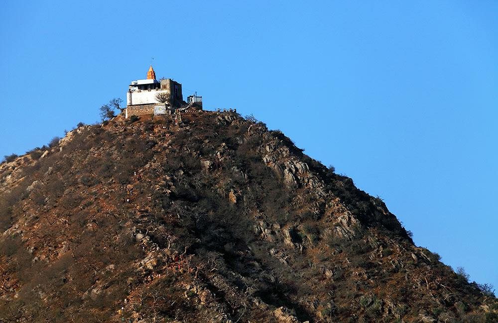 Savitri Temple, Pushkar