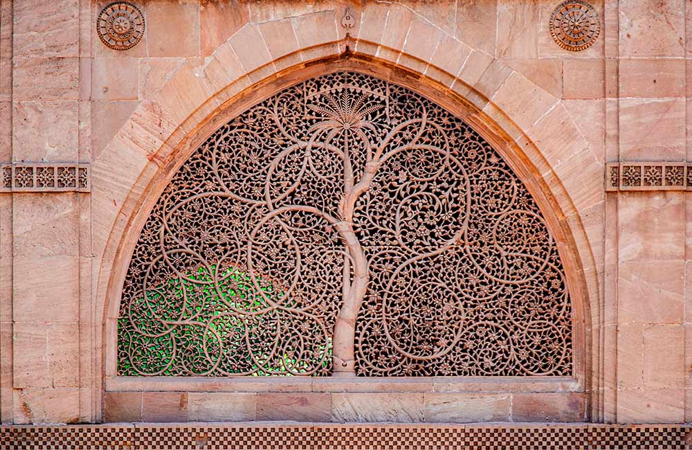 Siddi Saiyed Mosque, Ahmedabad