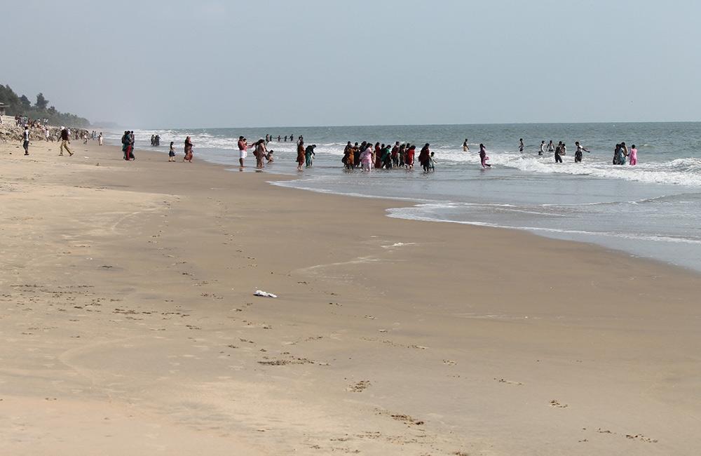 Snehatheeram Beach,Thrissur