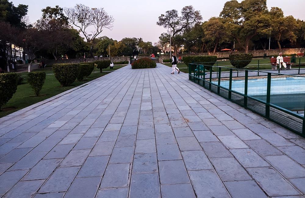 Terraced Garden, Chandigarh