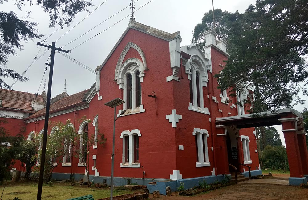 The Nilgiris Library, Ooty