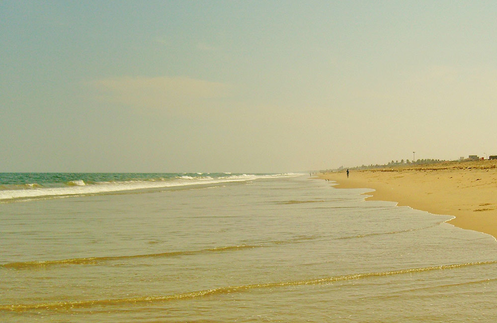 Thiruvanmiyur Beach | #4 of 9 Best Beaches In Chennai
