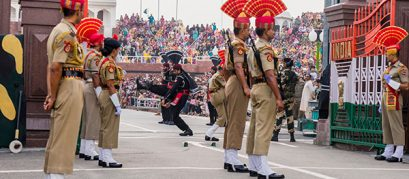 Wagah Border: A Connecting Link between Two Nations