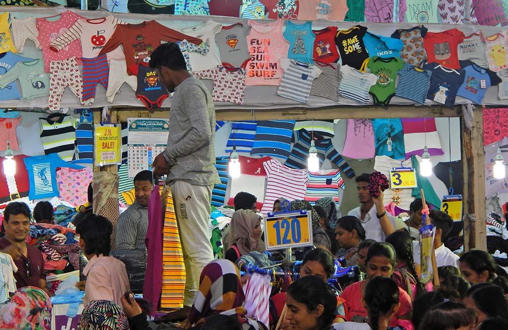 Moolchand Market, Indore