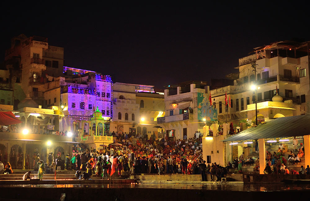 Explore the Nightlife, Pushkar