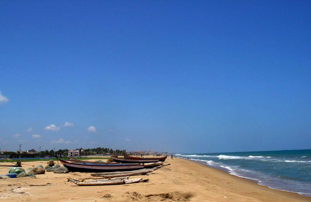 Palavakkam Beach | #7 of 9 Best Beaches In Chennai