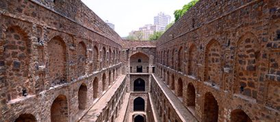 Agrasen ki Baoli, Delhi: A Captivating Stepwell with Brilliant Architecture