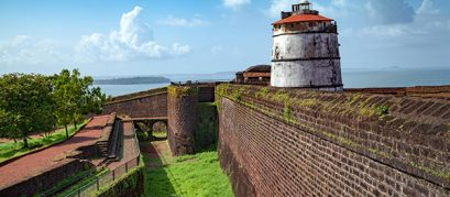 Aguada Fort: A Majestic Fort in Goa with a Breath-taking View
