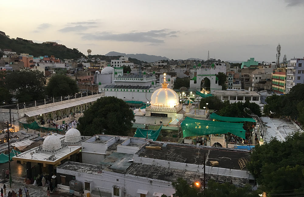 Ajmer Sharif Dargah, Ajmer