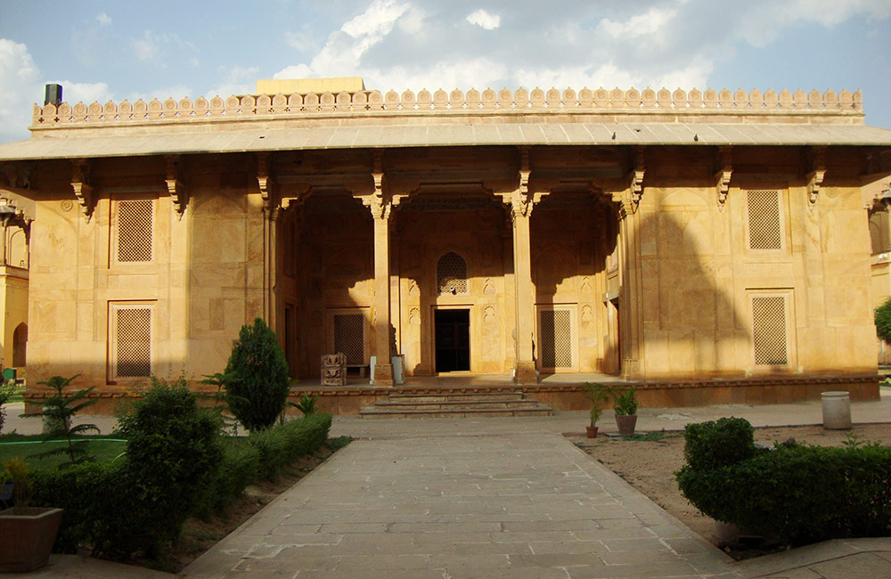 Akbar's Palace and Museum, Ajmer