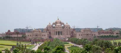 Akshardham Temple, Delhi: A Spiritual Abode with Breathtaking Architecture