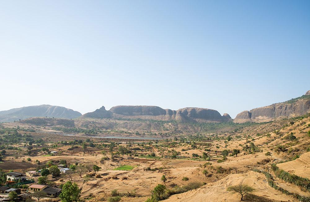 Anjaneri Hills, Nashik