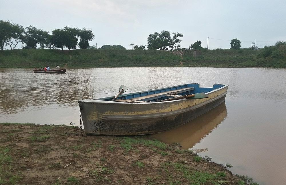 Badkhal Lake, Faridabad