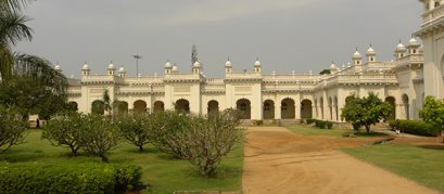 Chowmahalla Palace, Hyderabad: A Glorious Palace in the Land of Nizams