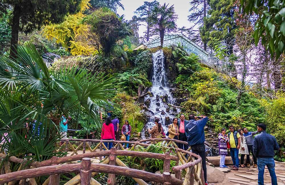 Company Garden, Mussoorie