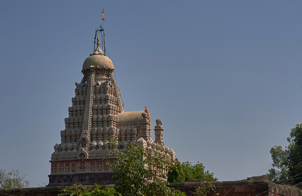 Jyotirlinga Grishneshwar Temple, Aurangabad