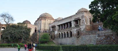 Hauz Khas Village, Delhi: A Seamless Blend of the Past and the Present