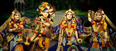 ISKCON Temples: A Religious Organization Dedicated to Lord Krishna