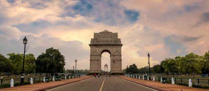 India Gate: A Soaring War Memorial in Delhi