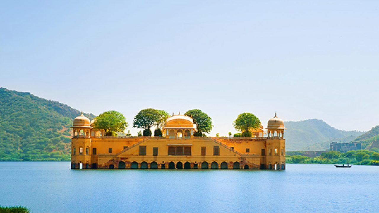 Jal Mahal Palace,Jaipur: Information, History, Timings, Architecture