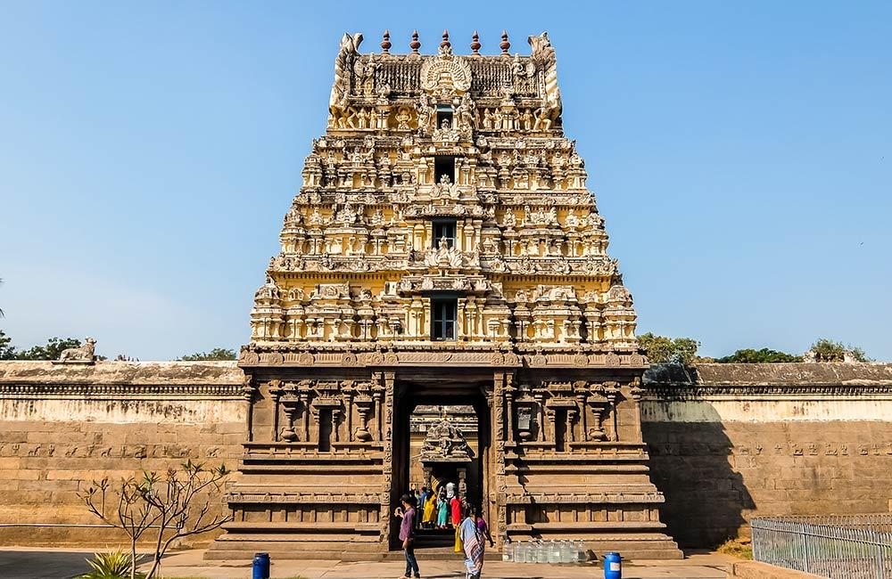 Jalakandeshwarar Temple, Vellore