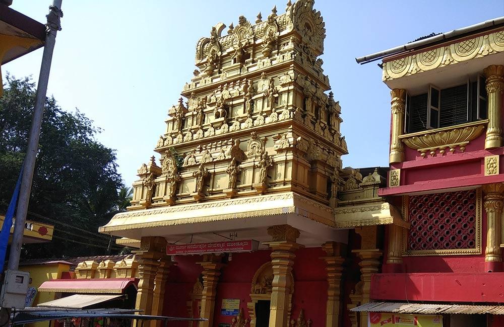 Kateel Sri Durgaparameshwari Temple, Mangaluru