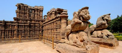 Konark Sun Temple: A Stunning Chariot-Shaped Temple Dedicated to the Sun God
