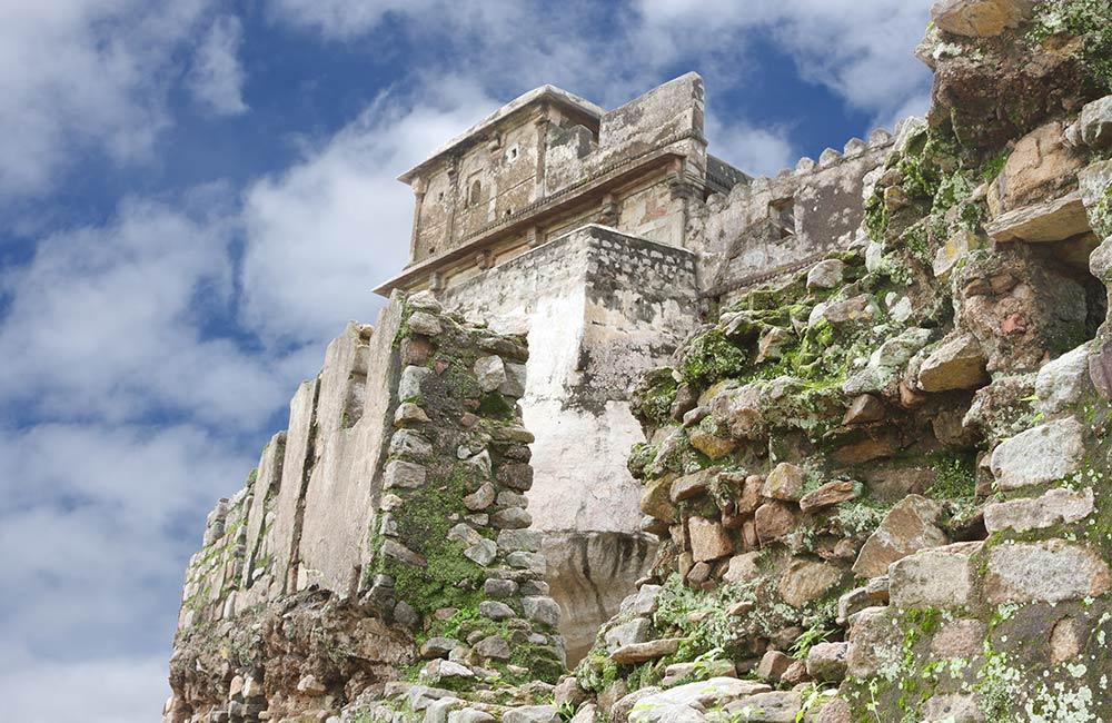 Madan Mahal Fort, Jabalpur