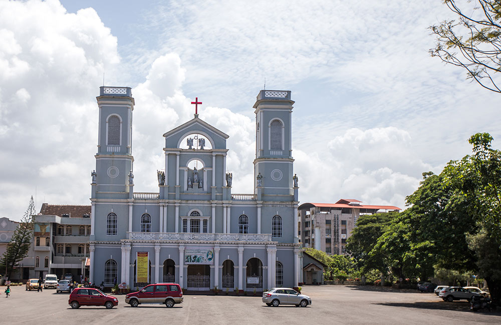Milagres Church, Mangaluru
