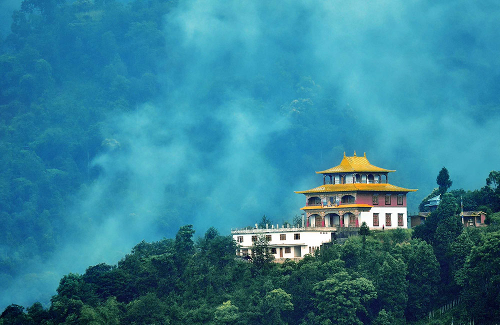 Monasteries, Gangtok