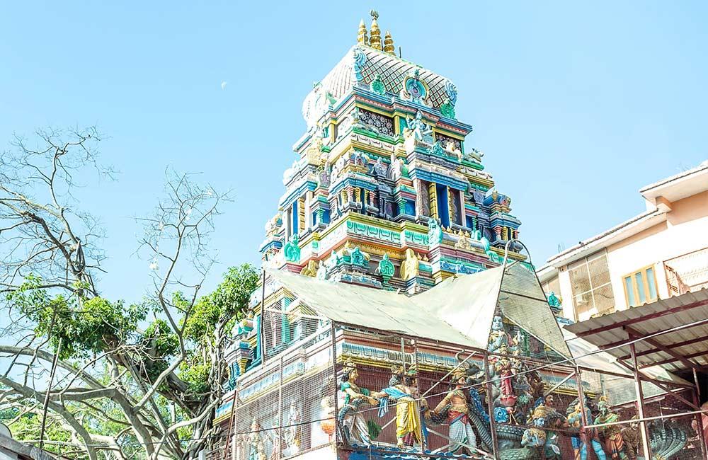 Neelkanth Mahadev Temple, Rishikesh