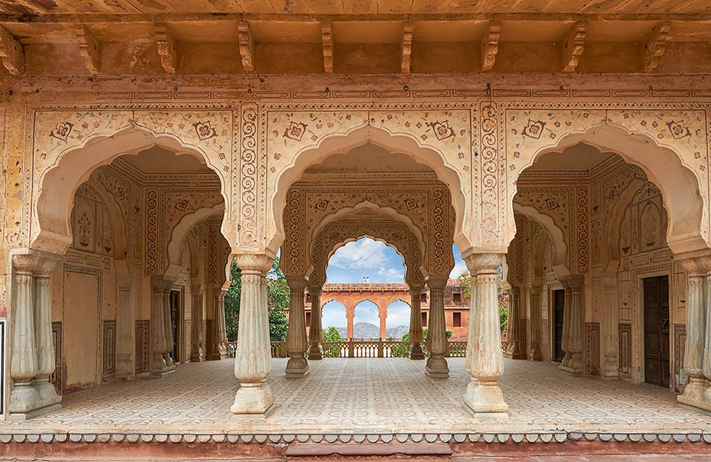 Raja Nahar Singh Palace, Faridabad